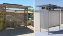 Q&AZ: When Does Phoenix Decide To Replace Bus Stops?