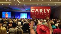 Carly Fiorina Speaks At Republican Womens Convention In Phoenix
