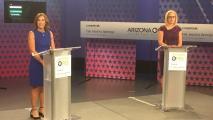 WATCH: Arizona U.S. Senate Candidates McSally, Sinema Debate