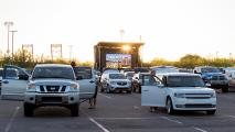Arizona Attractions Become Drive-In Movie Theaters