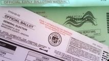 Federal Judge Rules Ballot Harvesting Law Stands