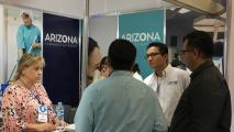 At Mexican Medical Fair, Arizona Companies Help Each Other