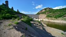 Mexico's President Inaugurates Controversial Dam In Sonora