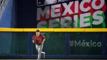 First Time For The Diamondbacks In Mexico City