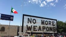 Mexican Business Confederation Concerned With Weapon Trafficking From U.S.