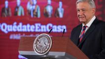 Mexican President Prepares Tour While Pandemic Spreads