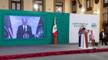 At Climate Summit, AMLO Boasts About Oil And An Activist Condemns Fossil Fuels