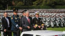 Mexican President Orders The Military To Attend Public Safety