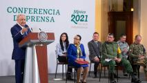 Mexico's Security Strategy Focuses On 50 Most Violent Municipalities
