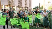 Parent Group Rallying On Monday To Advocate For Reopening Schools