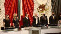 Sonora Governor Slams Predecessors, Promises Change