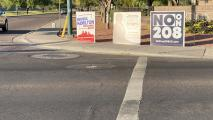 Vandalizing Campaign Signs Could Mean Jail Time