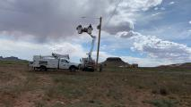 CARES Act Funds Used To Hook Up 335 Navajo Families To Grid
