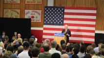 Former President Bill Clinton Addresses Phoenix Crowd