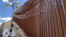 Under Biden, Razor Wire On Border Wall Stays