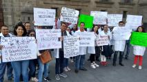 Public Health Care Concerns In Mexico As Government Cuts Expenses