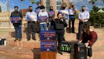 As Nearly Free As Possible Act would require Arizona to pay 50% of college tuition