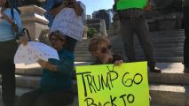 Theyre Going To Have To Force Us To Pay For A Wall, Says Mexico City Resident During Trumps Visit