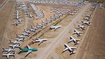 Why Hundreds Of Airplanes Are Still Grounded In The AZ Desert