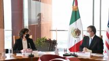 U.S., Mexico Officials Meet To Discuss Central American Migration