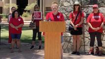 Republicans Say Arizonans Will Praise A Tax Cut. Public School Advocates Disagree