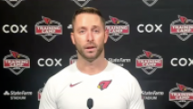 Arizona Cardinals Head Coach Kliff Kingsbury