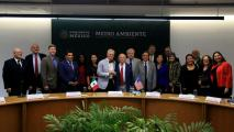 U.S. Legislators Visit Mexico To Discuss USMCA