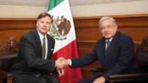 Mexico Negotiates Reopening Borders For Some Workers And Industries