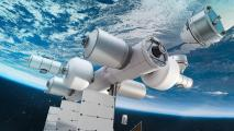 ASU will help build an office park space station