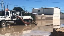 Rocky Point Recovers From Hurricane Rosa Flooding
