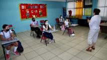Schools Reopen In Mexico, But Attendance Is Slim In Sonora