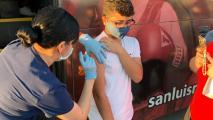 300 Youth Vaccinated In San Luis Rio Colorado