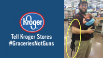 Gun Control Campaign Targets Parent Company Of Frys Food