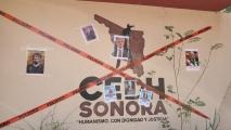Feminists In Sonora 'Take Over' Human Rights Commission Office