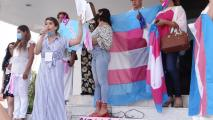 Transgender Sonorans Celebrate Historic Passage Of Identity Measure