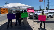 Town Residents Block U.S. Citizens From Entering Mexico