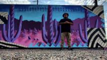 Akimel Oodham Artist Unveils Exhibit In UNCONTAINED Series