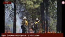 Fire On Navajo Nation Grows To 10,000 Acres