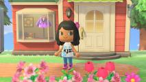 Playing Animal Crossing? Download KJZZ Clothes, Items