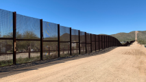 Illegal Border Traffic May Be Falling In Tucson Sector