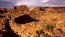Chaco Canyons Fractured Landscape Holds Clues To Bidens Environmental Policy