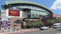 Diamondbacks Raise Ballpark Attendance Limit