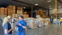 AZ Gets Critical Medical Supplies From National Stockpile