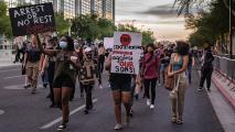 George Floyd protests Phoenix