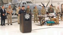 Ducey Announces More Investment In Border Strike Force