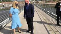 Sen. Kelly Visits Tempe For Rio Reimagined Summit
