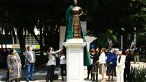 Mexico City Inaugurates Heroine Promenade