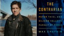 Biography explores Silicon Valley billionaires political aspirations