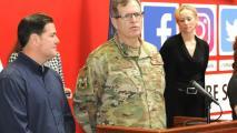 Retired Maj. Gen. McGuire Enters GOP U.S. Senate Race