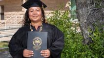 San Carlos Apache College Celebrates Its First Ever Graduating Class